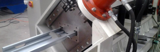 Door Frame Fully Automatic Roll Forming Machine