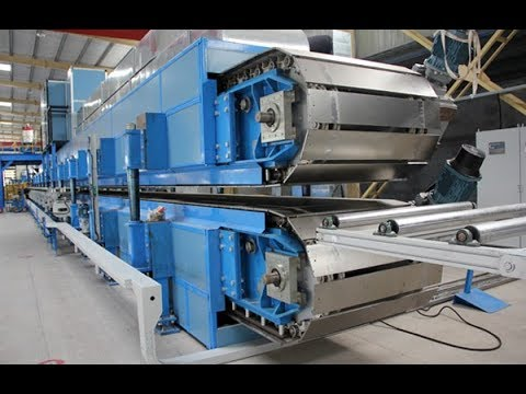 Continuous PU Sandwich Panel Production Line