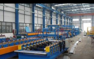 Rockwool Sandwich Panel Production Line