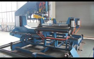 Belt Saw Cutting Machine