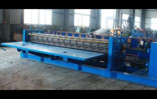 Barrel Corrugation Machine