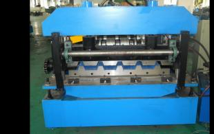 Cover Plate Roll Forming Machine