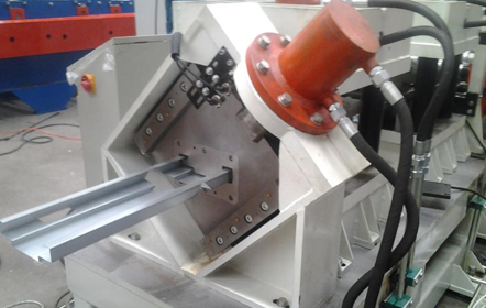 Door Frame Fully Automatic Machine