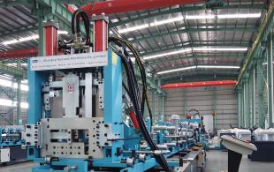 Full Automatic C Z Purlin Roll Forming Machine